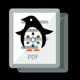 logo penguin-document-formatter