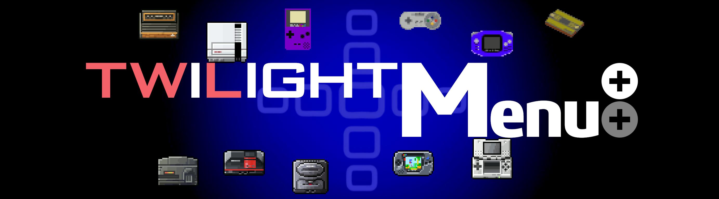 TWiLight Menu++ logo