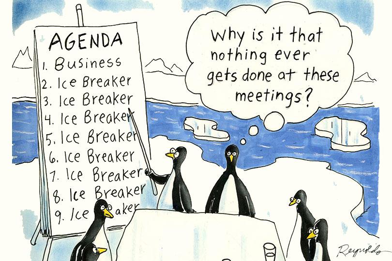 Icebreakers example