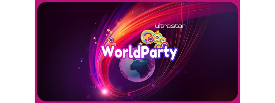 WorldParty logo