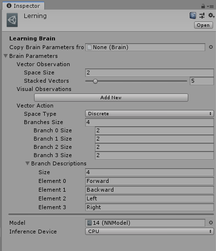 Unity Machine Learning - UnityList