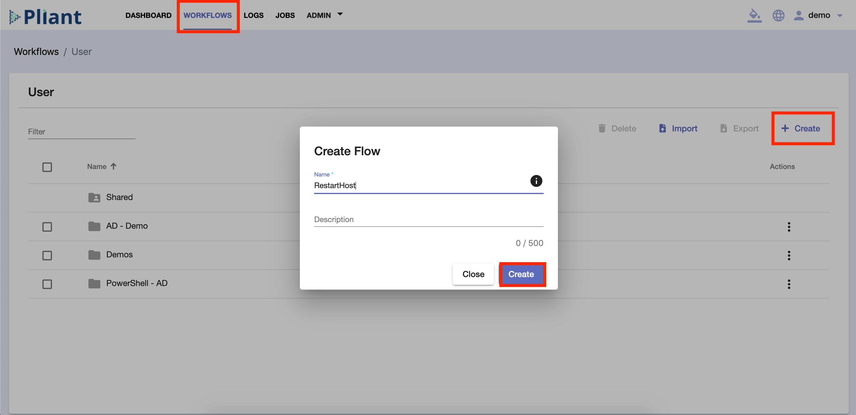 Create Flow step1-a-