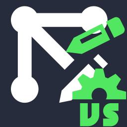 Visual Script Editor Extention's icon