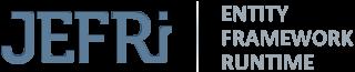 JEFRi - JSON Entity Framework Runtime