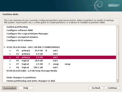 How Create DebianLive from netinstall including porteus-boot