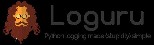 Loguru project logo