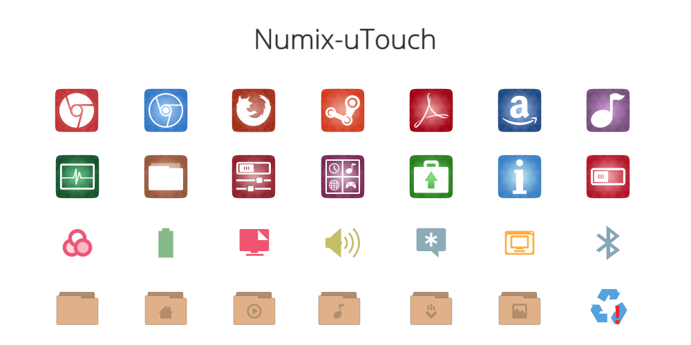 Numix-uTouch