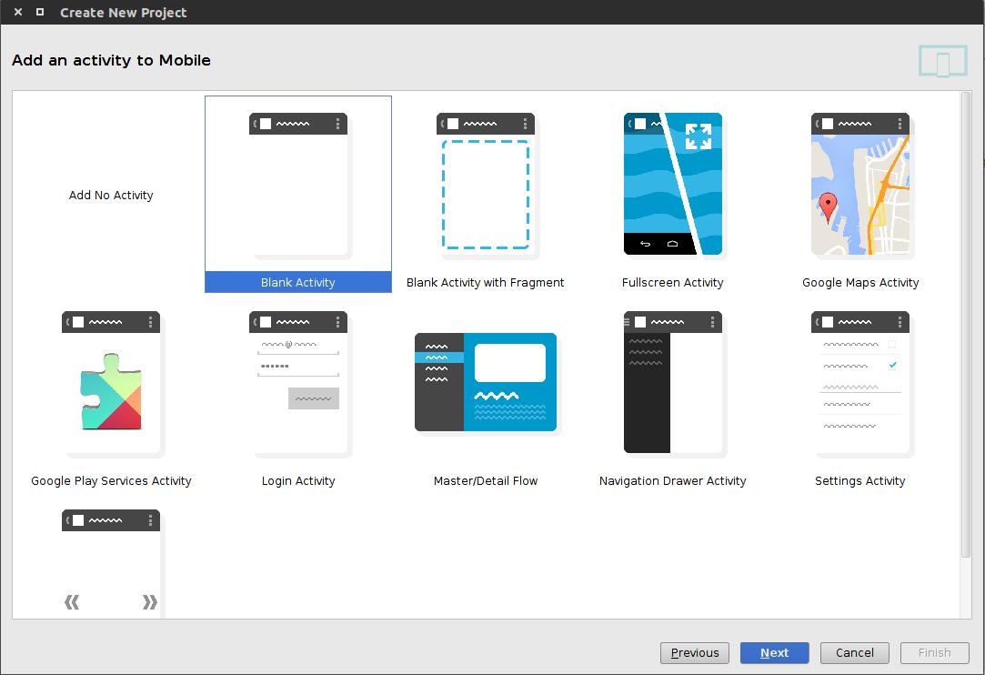 Android Studio 0.6.1