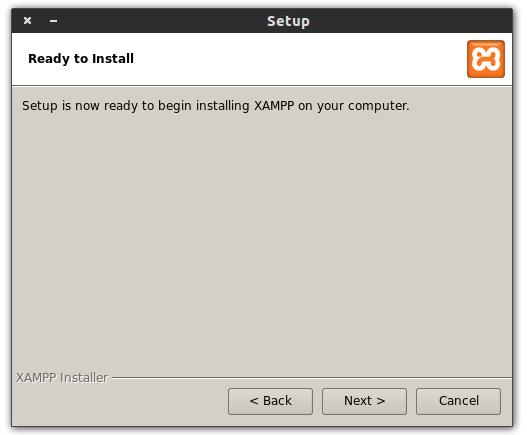 Install XAMPP5