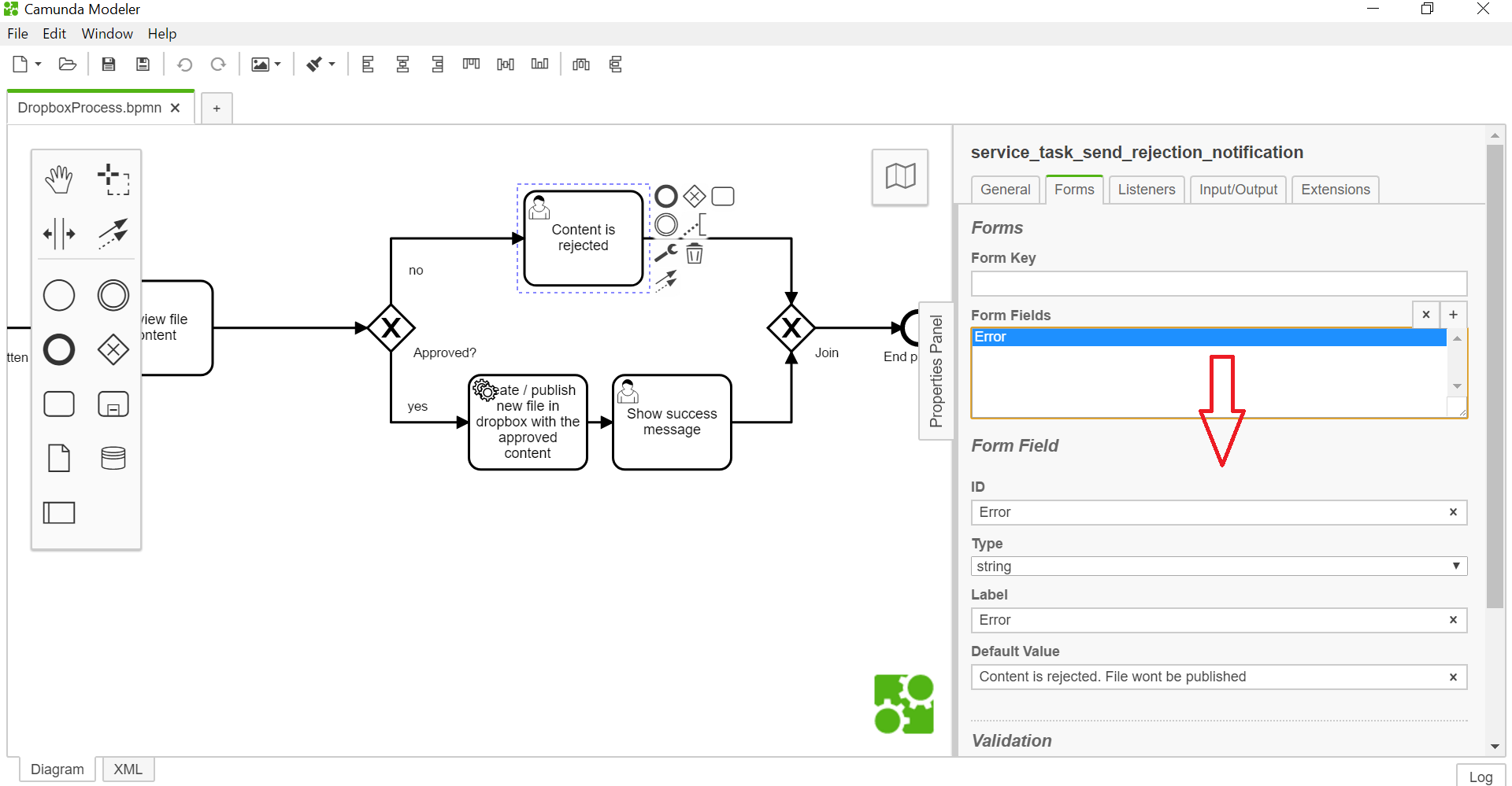 Getting started service integration with microsoftflow digibp once the process is modeled it can be deployed and started in camunda workflow system the steps are given in the earlier guides the bpmn file can be ccuart Image collections