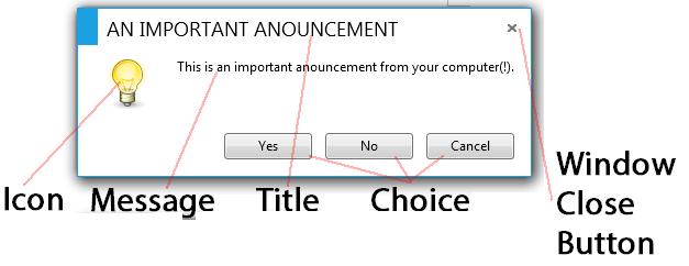 Basic Terminilogy Screenshot