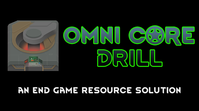 B19] Omni Core Drill - a deep core miner for *all* materials