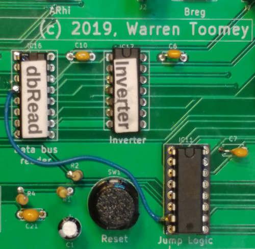 AnyCPU - View topic - CSCvon8: 8-bit TTL CPU