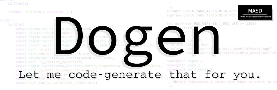 Dogen Logo