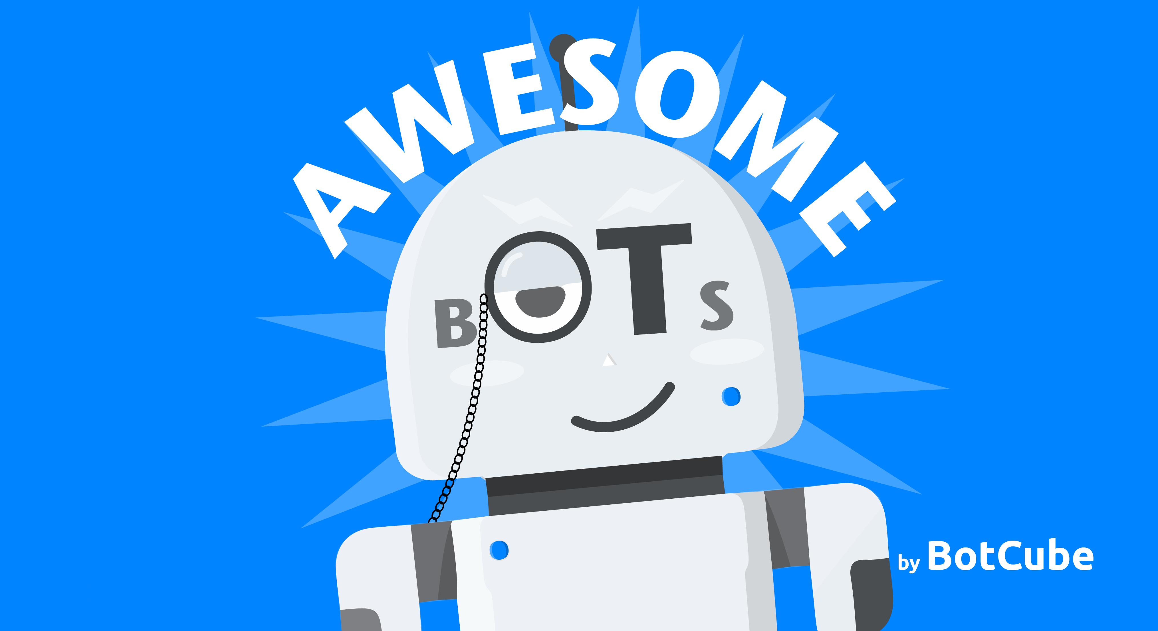 Botcube awesome bots chatbots