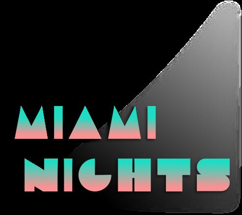 Miami-Nights syntax theme for Atom