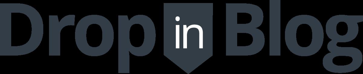 DropInBlog Logo