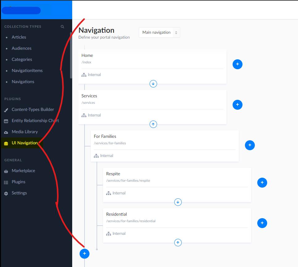 strapi-plugin-navigation example
