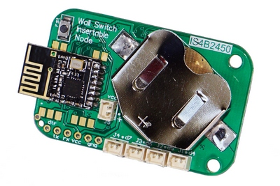 How to add a NRF24L01 to the board? · Issue #4 · EasySensors