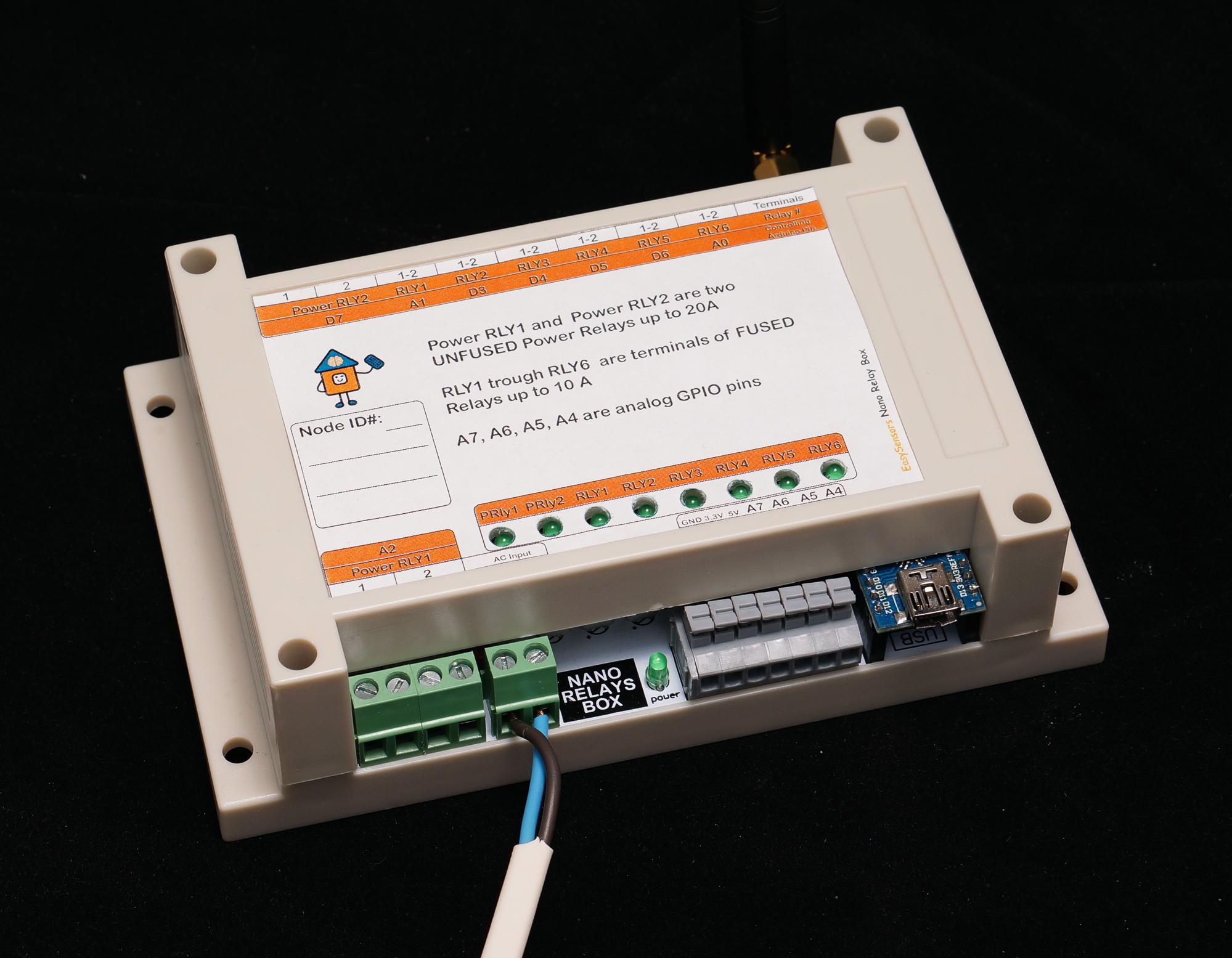 nano Relay Box