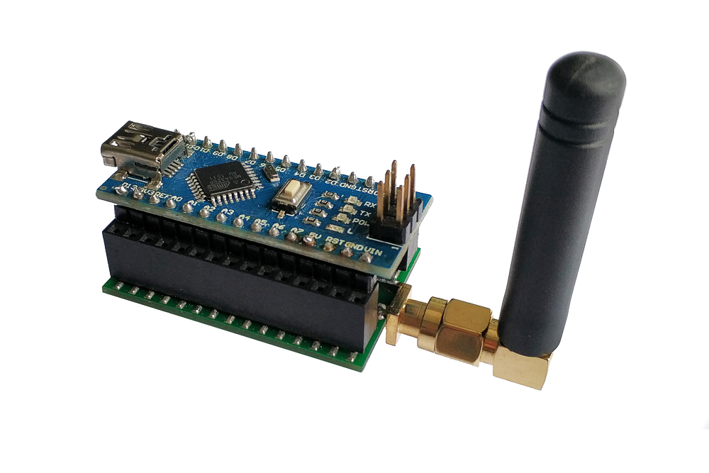Arduino Nano RFM sheild
