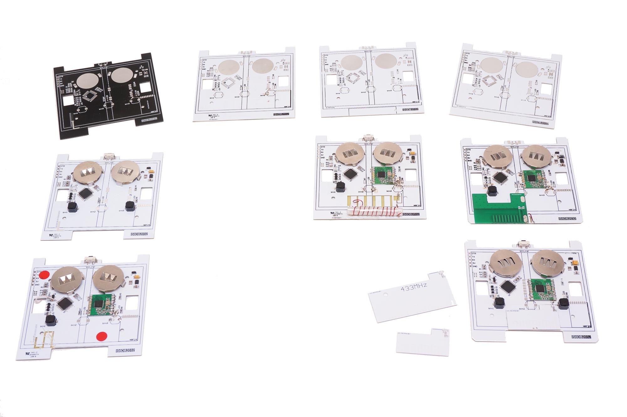 arduino Switch Box