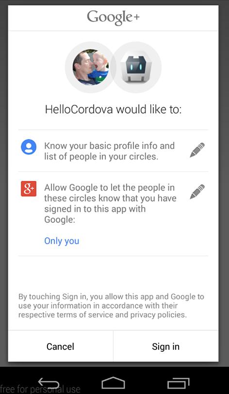 cordova-plugin-googleplus - npm