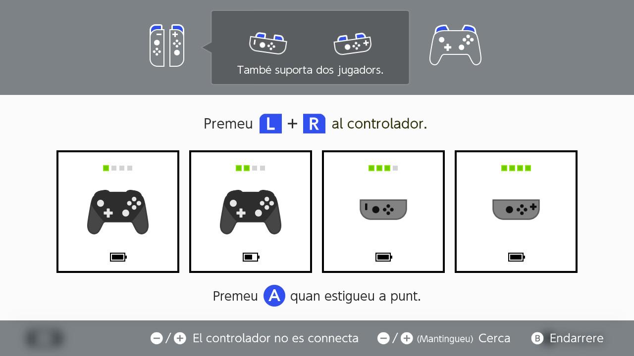 Imatge de la interfície en català 3