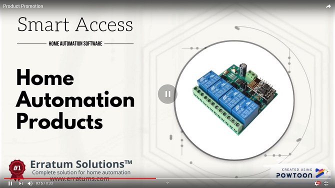 How to add DIY relay modules to Smart Access