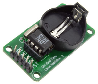 GitHub - Erriez/ErriezDS1302: Erriez 3-wire DS1302 Real Time