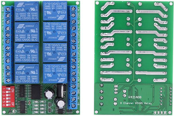 R421A08 board