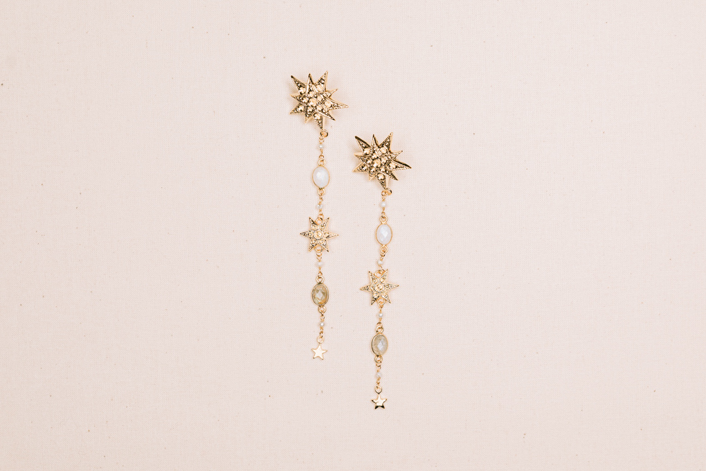 boucles doreille astree