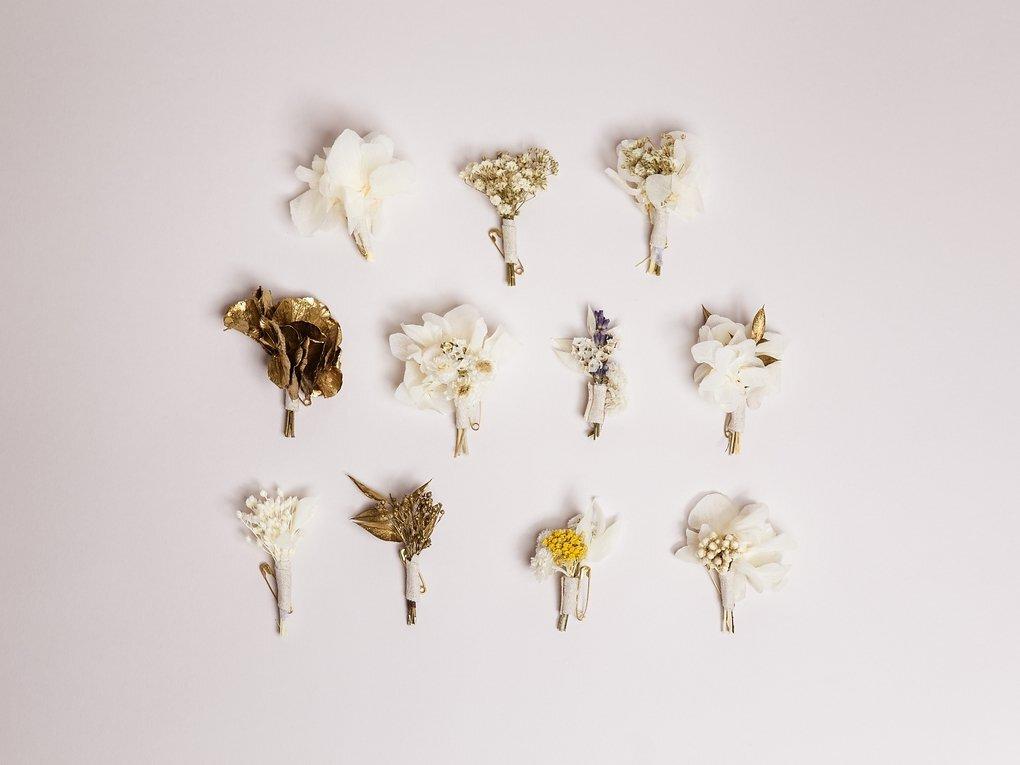 Couronnes de fleurs