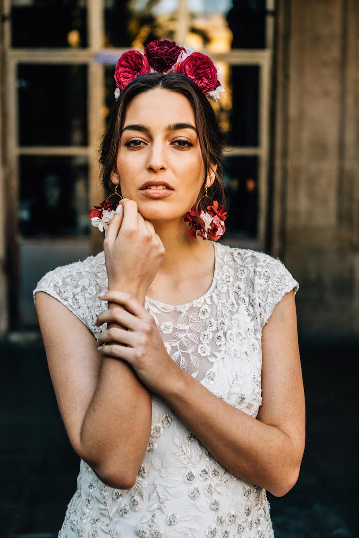 diademe esmeralda