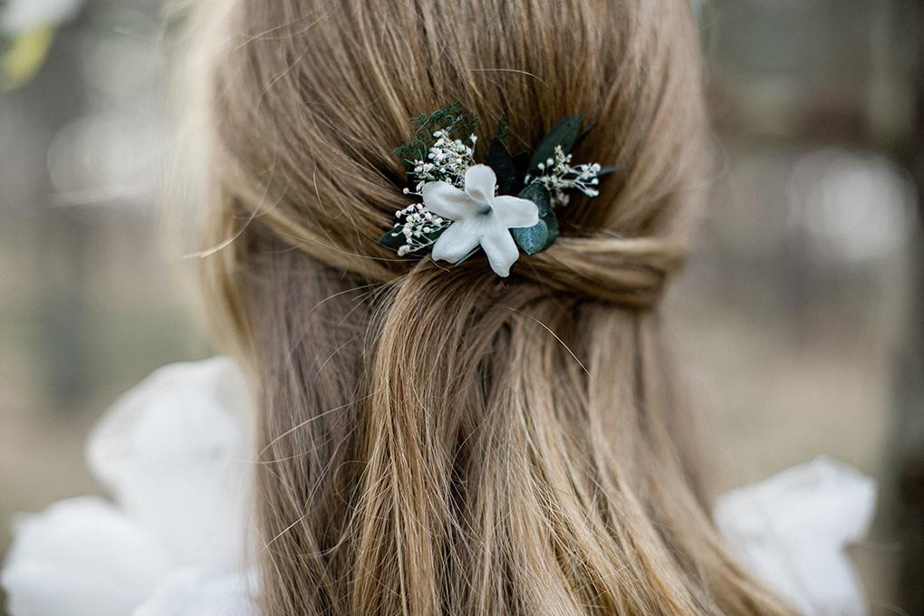 mini peigne daisy
