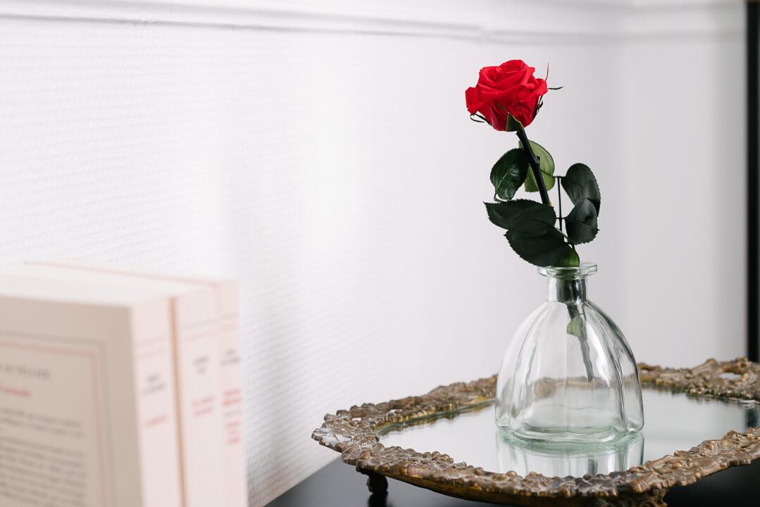 rose eternelle vase