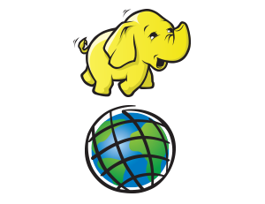 GIS Tools For Hadoop Logo