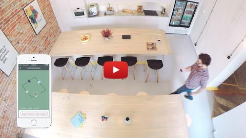 Video describing Estimote Indoor Location