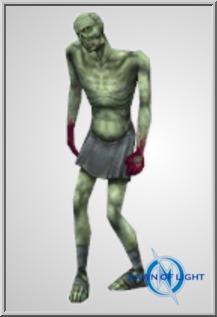 Alternate Zombie