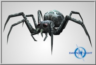 Carrion Eater (spider)