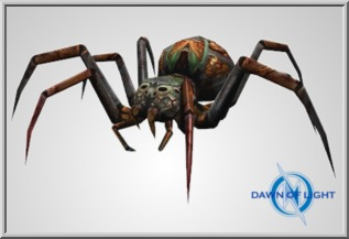 Carrion Eater 2 (spider)