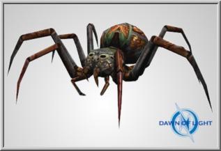 Carrion Eater 2 (spider)