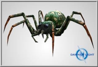 Carrion Eater 3 (spider)