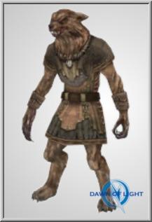 Werewolf soldier