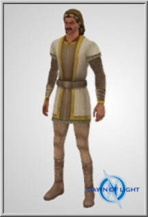 Saracen Male