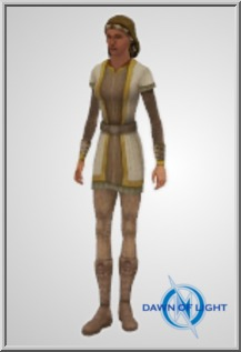 Saracen Female Merchant 2