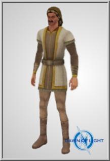 Saracen Male Merchant 1