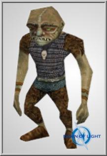Large Goblin Chieftan