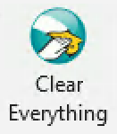 clear everything button