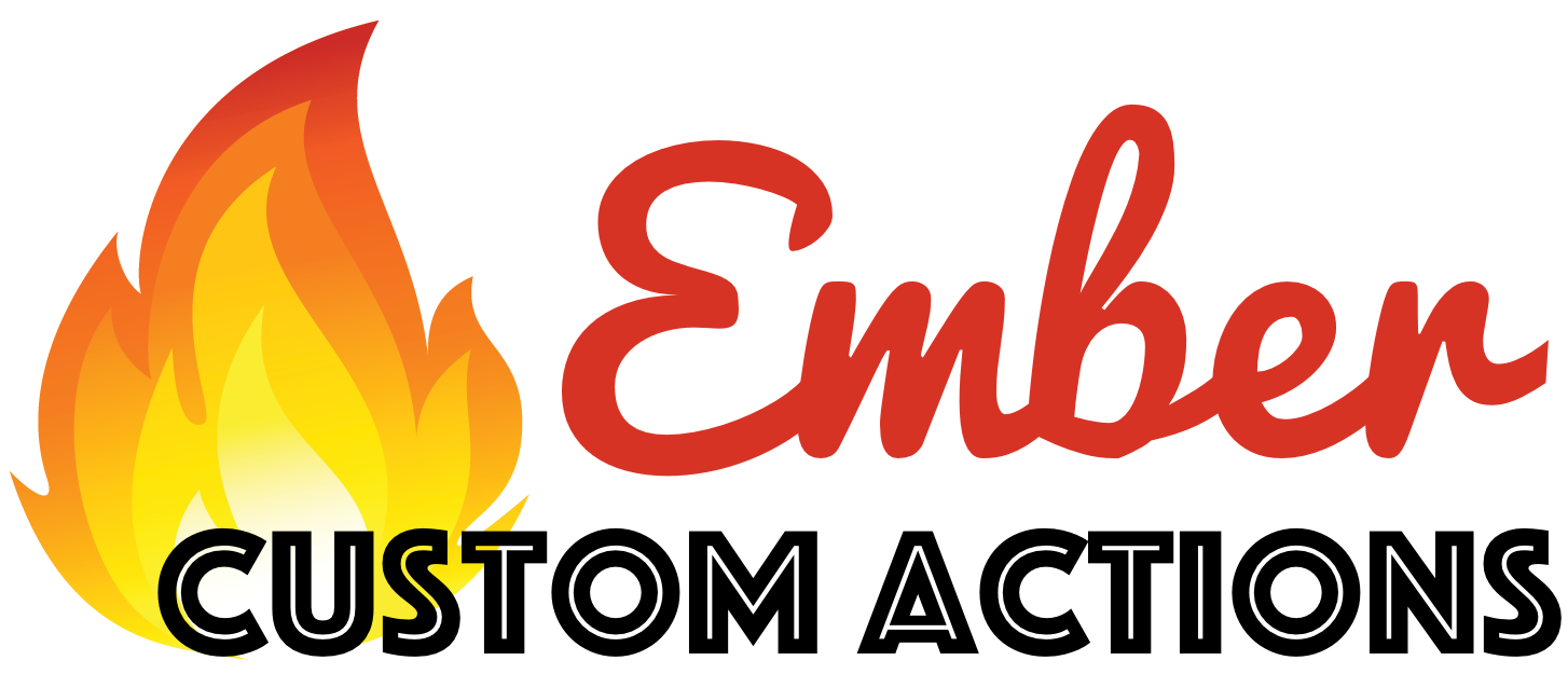 Ember Custom Actions